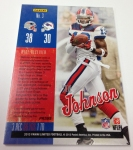 Panini America 2013 Limited Football Game Day Materials (8)