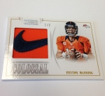 Panini America 2013 National Treasures Football Christmas Peek (1)
