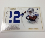 Panini America 2013 National Treasures Football Christmas Peek (102)