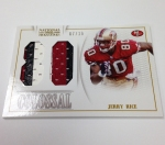 Panini America 2013 National Treasures Football Christmas Peek (104)