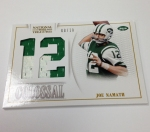 Panini America 2013 National Treasures Football Christmas Peek (107)