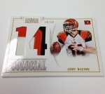 Panini America 2013 National Treasures Football Christmas Peek (109)