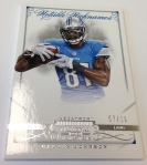 Panini America 2013 National Treasures Football Christmas Peek (11)