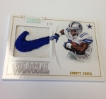 Panini America 2013 National Treasures Football Christmas Peek (2)