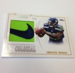 Panini America 2013 National Treasures Football Christmas Peek (3)
