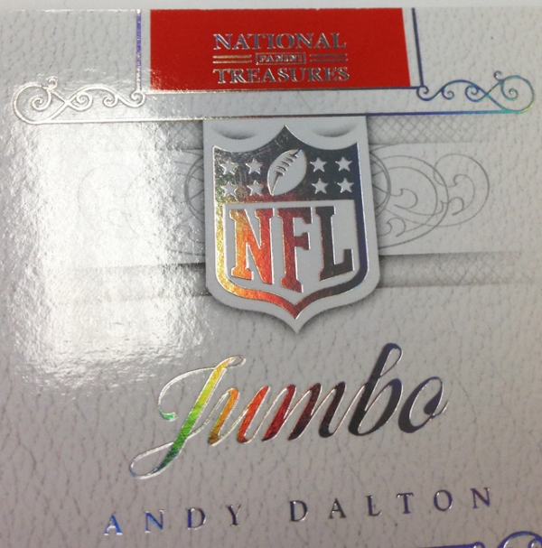 Panini America 2013 National Treasures Football Christmas Peek (36)