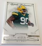 Panini America 2013 National Treasures Football Christmas Peek (5)