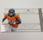 Panini America 2013 National Treasures Football Christmas Peek (62)