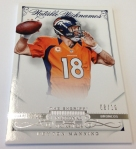 Panini America 2013 National Treasures Football Christmas Peek (7)