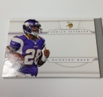 Panini America 2013 National Treasures Football Christmas Peek (70)