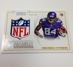 Panini America 2013 National Treasures Football Christmas Peek (78)
