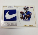 Panini America 2013 National Treasures Football Christmas Peek (79)
