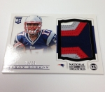 Panini America 2013 National Treasures Football Christmas Peek (88)