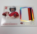 Panini America 2013 National Treasures Football Christmas Peek (91)
