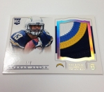 Panini America 2013 National Treasures Football Christmas Peek (93)