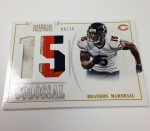 Panini America 2013 National Treasures Football Christmas Peek (97)