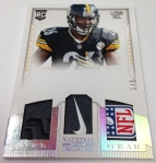 Panini America 2013 National Treasures Football Sneak Peek One (9)