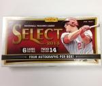 Panini America 2013 Select Baseball QC (1)