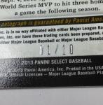 Panini America 2013 Select Baseball QC (148)
