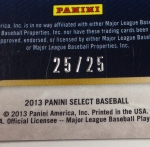 Panini America 2013 Select Baseball QC (30)