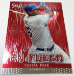 Panini America 2013 Select Baseball QC (95)