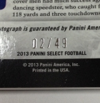 Panini America 2013 Select Football QC Gallery (109)