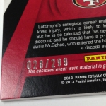 Panini America 2013 Totally Certified Football Teaser Gallery (36)