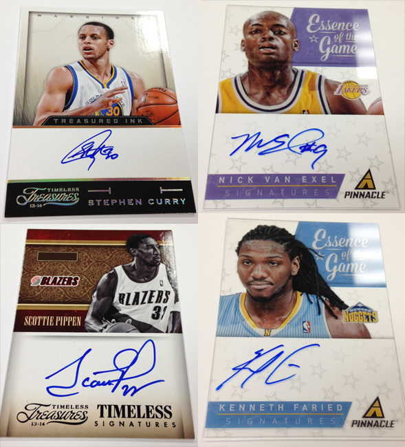 Panini America NBA Arrivals December 3 Main