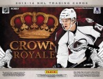 2013-14 Crown Royale Hockey Main