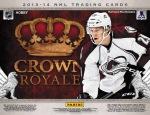 2013-14 Crown Royale Hockey Main