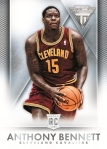 2013-14 Titanium Basketball Bennett