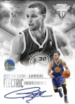 2013-14 Titanium Basketball Curry