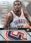 2013-14 Titanium Basketball Durant