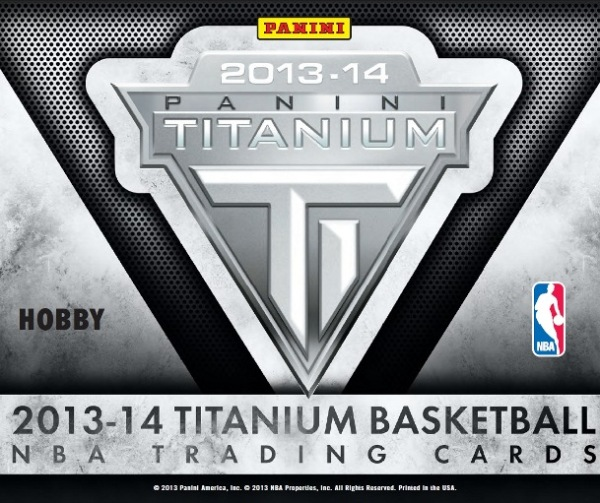 2013-14 Titanium Basketball Main