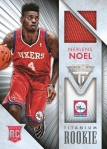 2013-14 Titanium Basketball Noel Retail