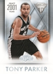 2013-14 Titanium Basketball Parker