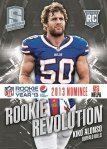 Kiko Alonso Rookie of the Year
