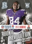 Cordarrelle Patterson Rookie of the Year