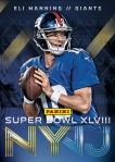 New York Giants Panini America Super Bowl XLVIII Collection (1)
