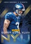 New York Giants Panini America Super Bowl XLVIII Collection (10)