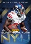 New York Giants Panini America Super Bowl XLVIII Collection (3)