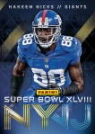 New York Giants Panini America Super Bowl XLVIII Collection (5)