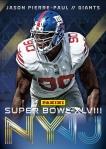 New York Giants Panini America Super Bowl XLVIII Collection (6)