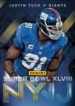 New York Giants Panini America Super Bowl XLVIII Collection (7)
