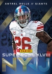New York Giants Panini America Super Bowl XLVIII Collection (8)