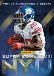 New York Giants Panini America Super Bowl XLVIII Collection (9)