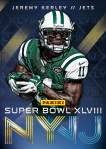 New York Jets Panini America Super Bowl XLVIII Collection (4)