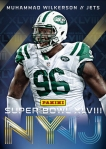 New York Jets Panini America Super Bowl XLVIII Collection (6)