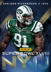 New York Jets Panini America Super Bowl XLVIII Collection (7)