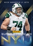 New York Jets Panini America Super Bowl XLVIII Collection (8)